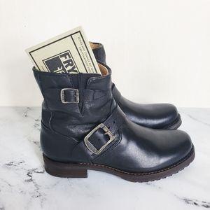 FRYE Veronica Black Ankle Bootie 5.5